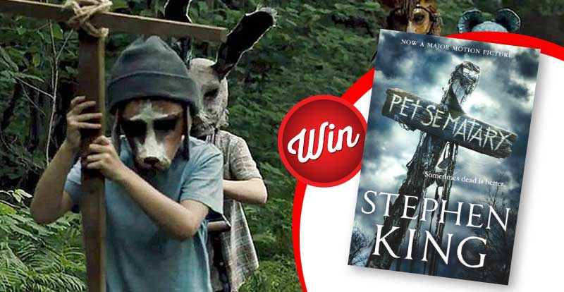 Score Stephen King's Pet Sematary book