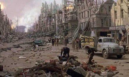 Earthquake on DVD August 7