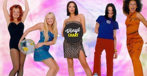 JB's vinyl chart (July 5 – July 11, 2019)