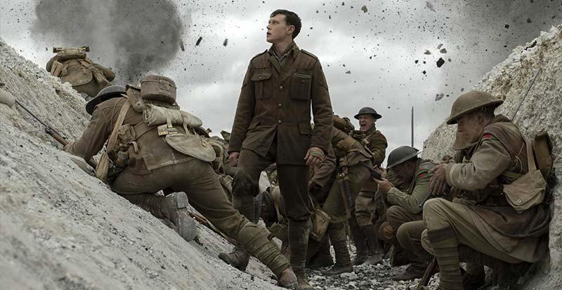 Sam Mendes revisits WWI in 1917