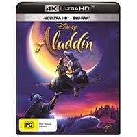 4K September 2019 - Aladdin (2019)