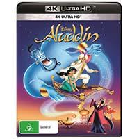 4K September 2019 - Aladdin (1992)
