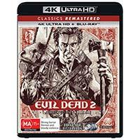 4K September 2019 - Evil Dead 2