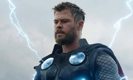 Chris Hemsworth's fave Avengers: Endgame bit