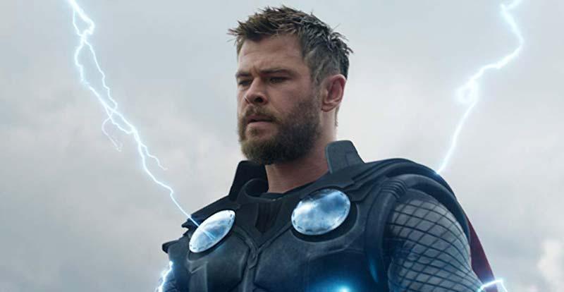 Chris Hemsworth's fave Avengers: Endgame bit