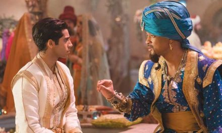 Aladdin on DVD, Blu-ray & 4K September 18