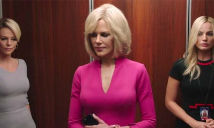 Theron, Kidman and Robbie in Bombshell