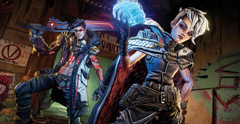 Loot 'em up with Borderlands 3