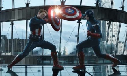 Making Captain America vs Captain America