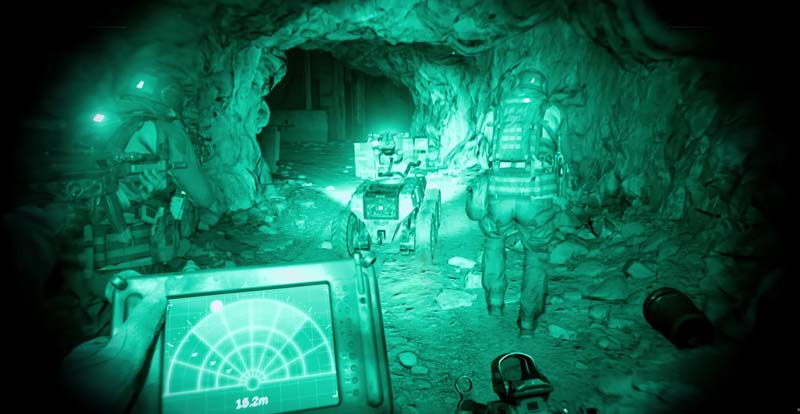 Call of Duty: Modern Warfare multiplayer breaks cover
