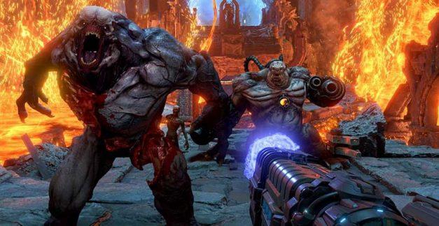 DOOM Eternal's 2-vs-1 'Battlemode'