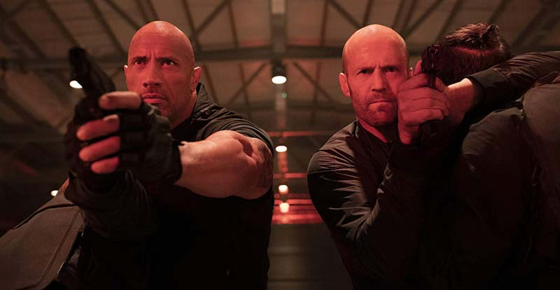 Fast & Furious: Hobbs & Shaw – review