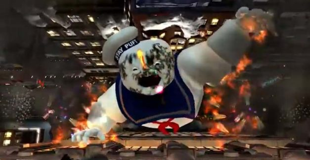 Toasty! A look at Ghostbusters: The Video Game Remastered gameplay