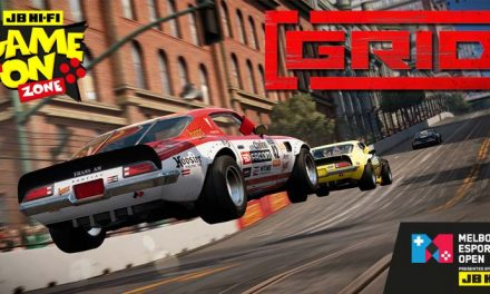 Get racing with Codemasters' GRID first at MEO