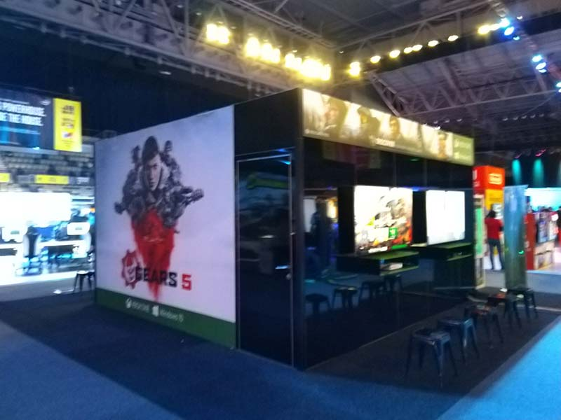JB Hi-Fi Game On Zone at the MEO