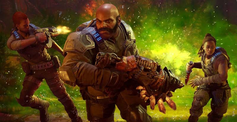 5 reasons to get into Gears 5