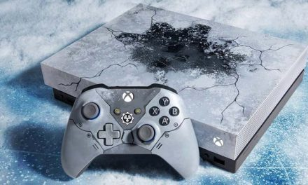 Limited Gears 5 Xbox One X looks very ice!