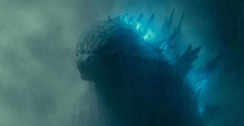Godzilla II: King of the Monsters on DVD, Blu-ray, 3D & 4K September 11
