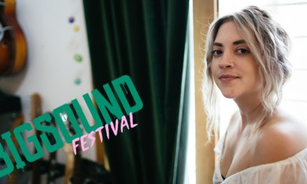 BIGSOUND Bootcamp: Greta Stanley