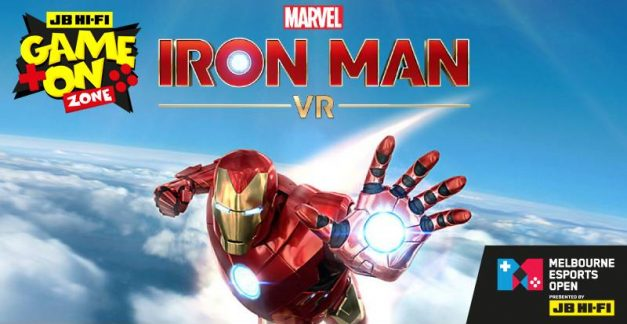 Experience Marvel's Iron Man VR first at MEO –bookings now open