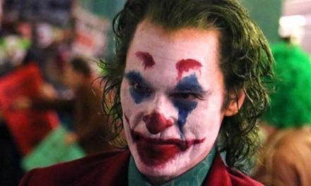 Riddler at work with Joker clips?