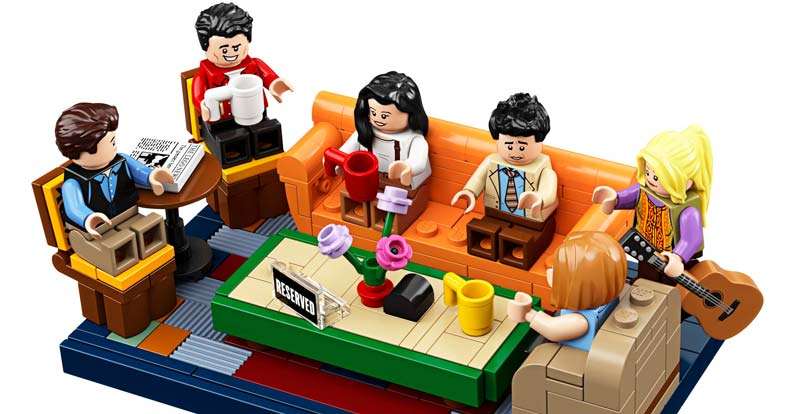 LEGO Friends will be there for you – soon!