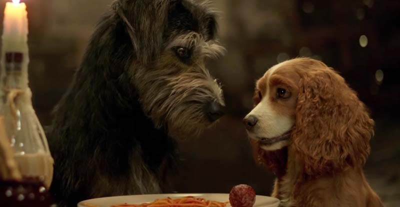 Have a (meat) ball with this look at Lady and the Tramp