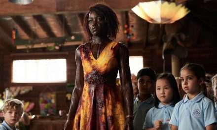 Lupito Nyong'o and her Little Monsters