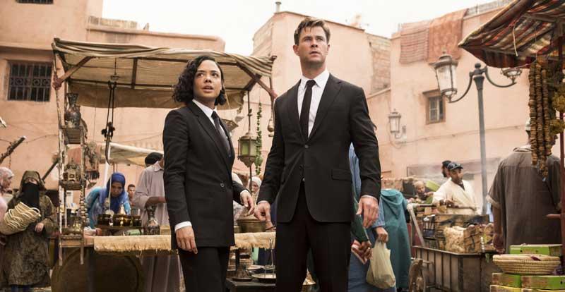 Men in Black: International on DVD, Blu-ray & 4K September 25