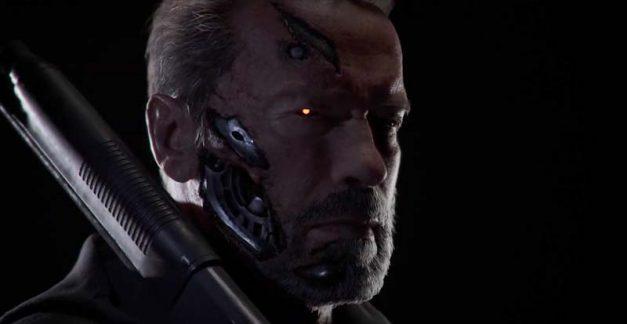 Arnie's back – in Mortal Kombat 11