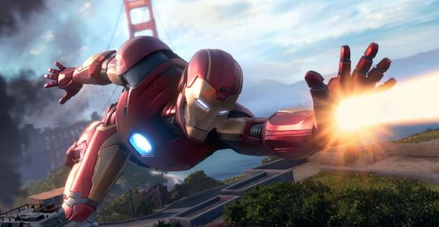 Check out gameplay from Marvel Avengers