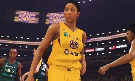 Introducing the WNBA in NBA 2K20