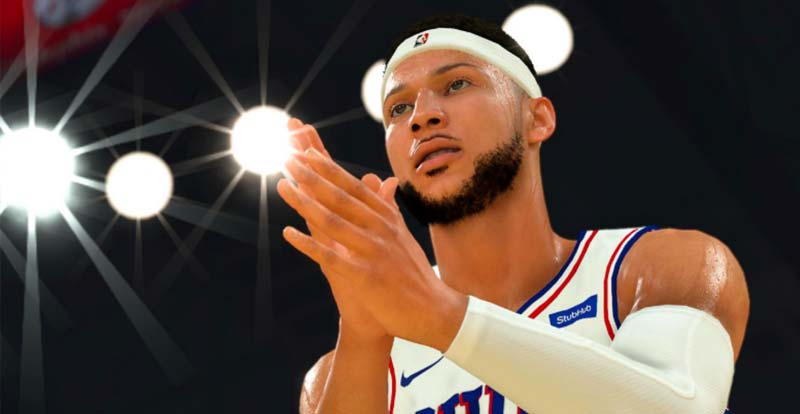 Holding court with NBA 2K20 gameplay