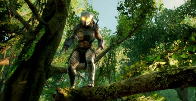 Are you game for Predator: Hunting Grounds?