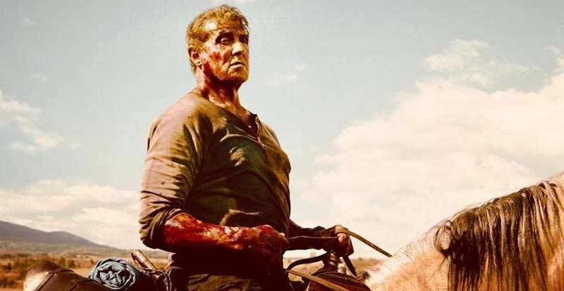 Giddy-up for a new look at Rambo: Last Blood