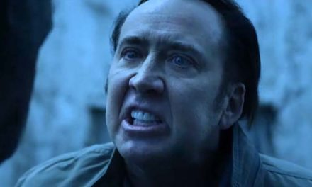 Nic Cage is Running with the Devil