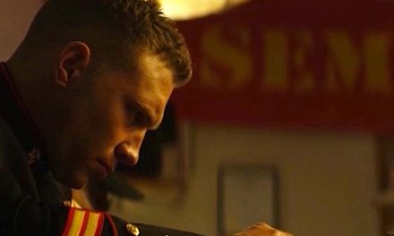 Jai Courtney is always loyal in Semper Fi