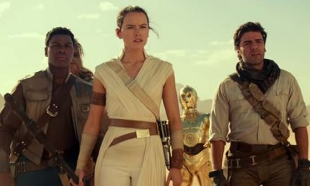 """A """"special look"""" at Star Wars: The Rise of Skywalker"""
