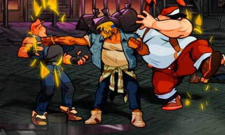 Streets of Rage 4 is raring to fight