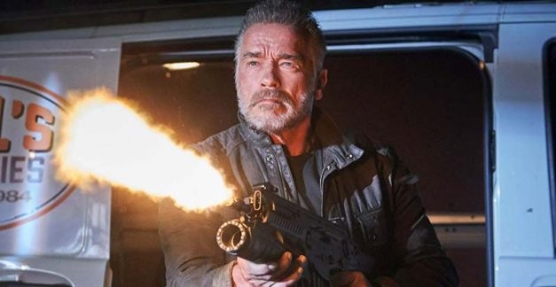 He's back! A new look at Terminator: Dark Fate