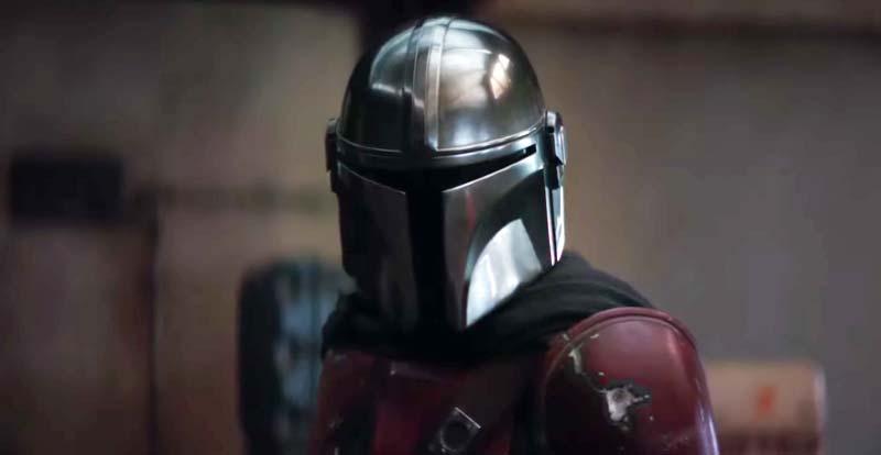Hunting down Star Wars: The Mandalorian