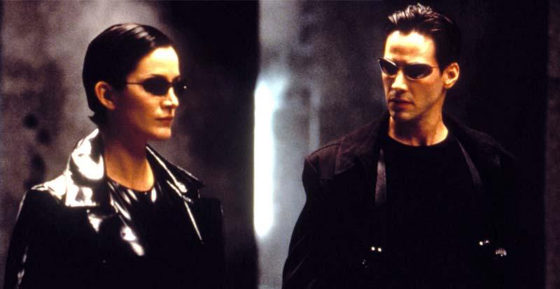 Prepare to enter The Matrix again – whoa!