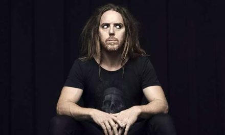 Tim Minchin's back in 'Back'