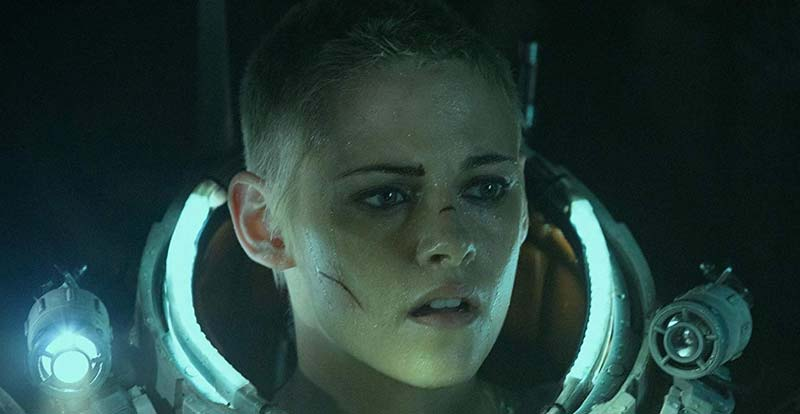 Heading Underwater with Kristen Stewart