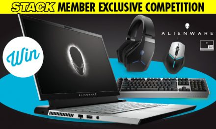 Win an ultimate Alienware PC gaming pack