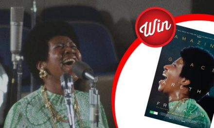 Win movie tickets to see Aretha Franklin doco Amazing Grace