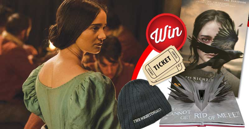 The Nightingale giveaway: one major prize-pack and 20 movie passes