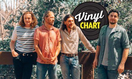 JB's vinyl chart (August 1 – August 8, 2019)