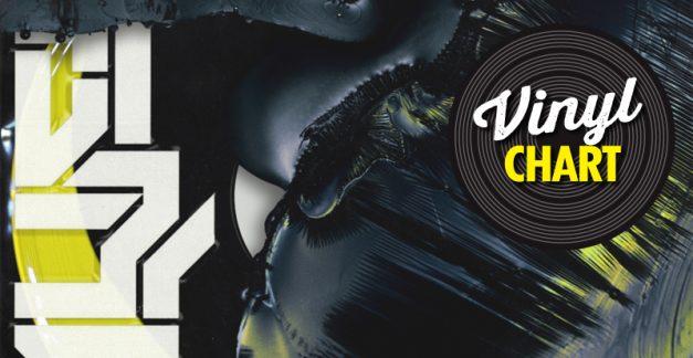 JB's vinyl chart (August 16 – August 22, 2019)