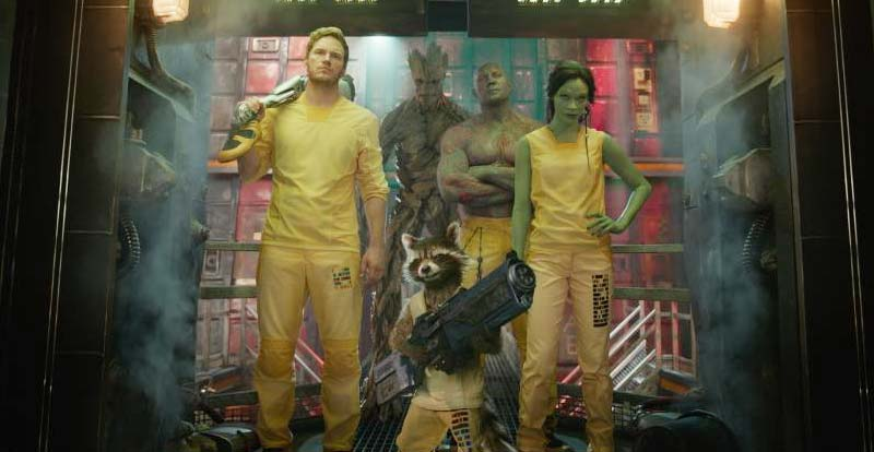 4K October 2019 - Guardians of the Galaxy